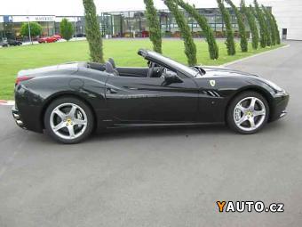 Prodám Ferrari California 4,3 - NOVÝ VŮZ