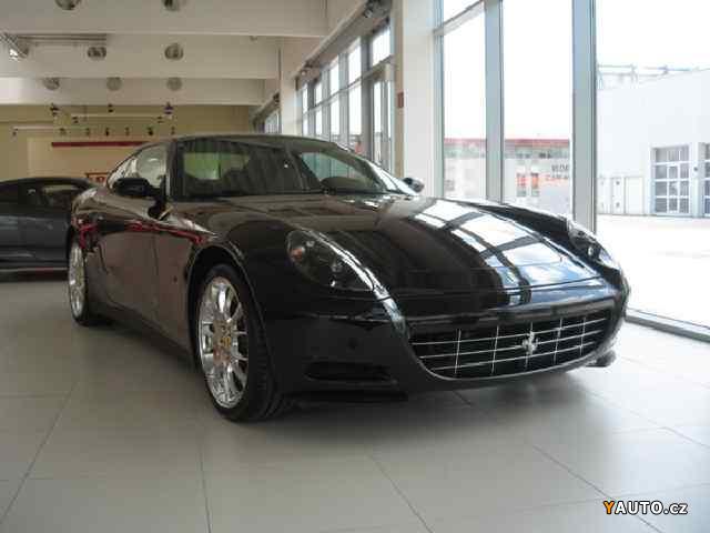 Prodám Ferrari 612 5,7 F1-NOVÝ VŮZ