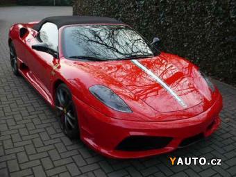 Prodám Ferrari F 430 4,3 Spider NOVÝ VŮZ