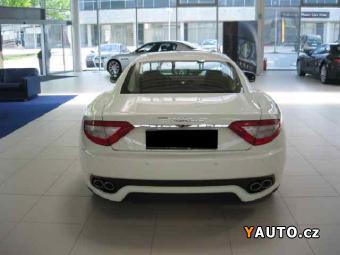 Prodám Maserati 4,7 Gran Turismo 4,7 Automat