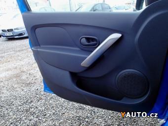 Prodám Dacia Sandero STEPWAY 1.5DCI MAT NAVI