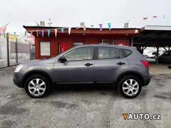 Prodám Nissan Qashqai 1.5DCI 6´ - PNEU