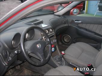 Prodám Alfa Romeo 156 1,8 i, EL. ŠÍBR, AUTOKLIMA