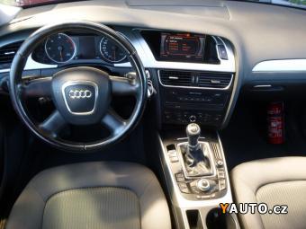 Prodám Audi A4 Com. 2.0TDi FL Navigace PDC S