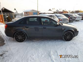 Prodám Audi A4 1.9 TDI 96kW