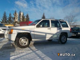 Prodám Jeep Grand Cherokee 4,0 132 KW 4x4