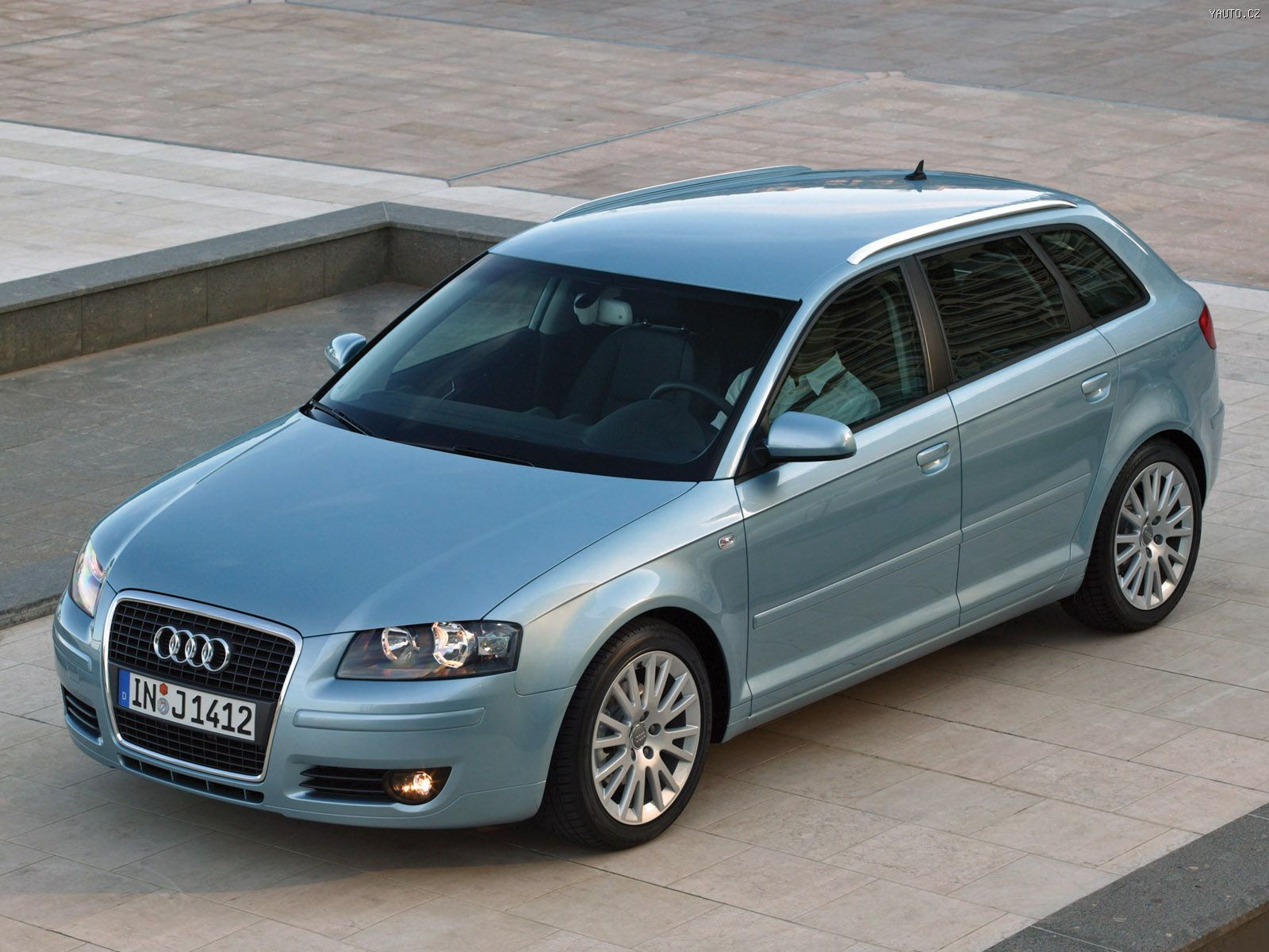 About Audi A3 2005 Audi A3 Sports Back Pearl Galaviz S