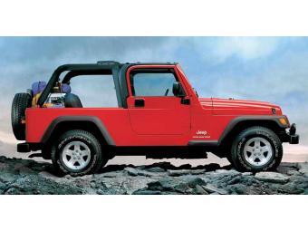 Jeep Wrangler 2.4