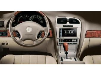 Lincoln LS V6 Appearance