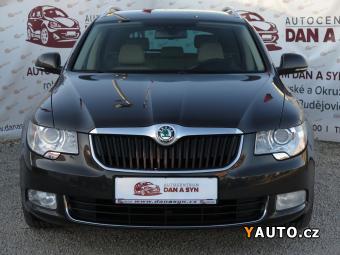 Prodám Škoda Superb 2.0 TDi 125kW Elegance