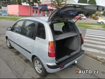 Prodám Hyundai Matrix 1,6 KOUPENO ČR, KLIMA, TAŽNÉ