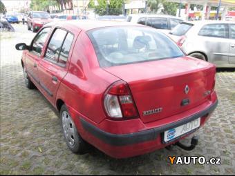 Prodám Renault Thalia 1,4 KOUPENO ČR, KLIMA, TAŽNÉ