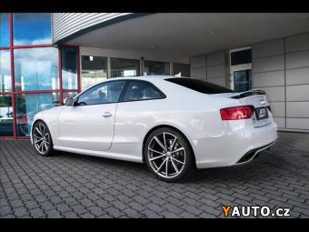 Prodám Audi RS5 4.2 FSI S tronic, Bang&amp, Olu