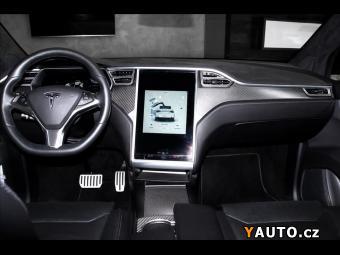 Prodám Tesla Model X P90 D AWD Autopilot, 6míst
