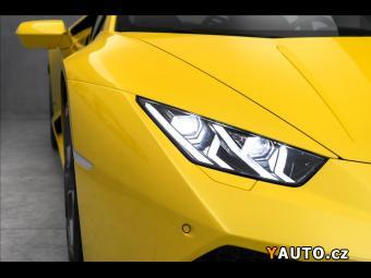 Prodám Lamborghini Huracán LP610-4