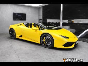 Prodám Lamborghini Huracán LP 610-4 Spyder