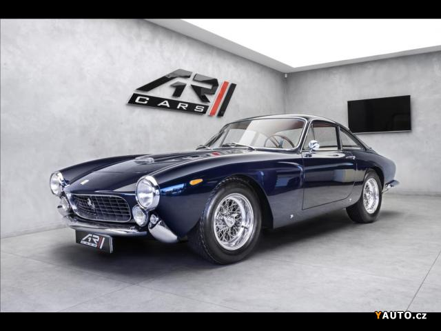 Prodám Ferrari 250 GT LUSSO