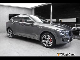 Prodám Maserati Levante S Gransport SQ4, model 2018, s