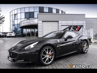 Prodám Ferrari California 1. majitel, 7let servis paket