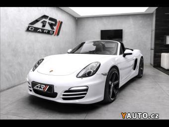 Prodám Porsche Boxster 2.7 Navigace, PDLS, Alcantara