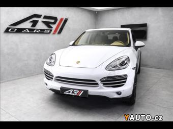 Prodám Porsche Cayenne Platinum edition, vzduch, pano