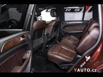 Prodám Mercedes-Benz GL 350 BlueTec 4Matic, vzduch, pa