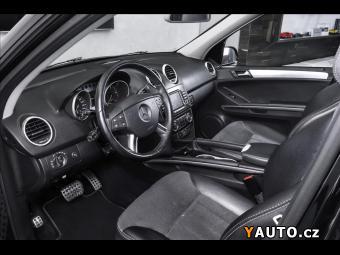 Prodám Mercedes-Benz Třídy M ML 320 CDI 4Matic, vzduch, spo