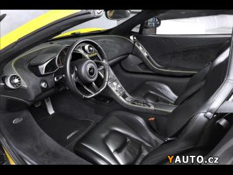 Prodám McLaren MP4-12C Karbon paket, CZ