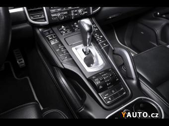 Prodám Porsche Cayenne Turbo, Sport design paket, PTV