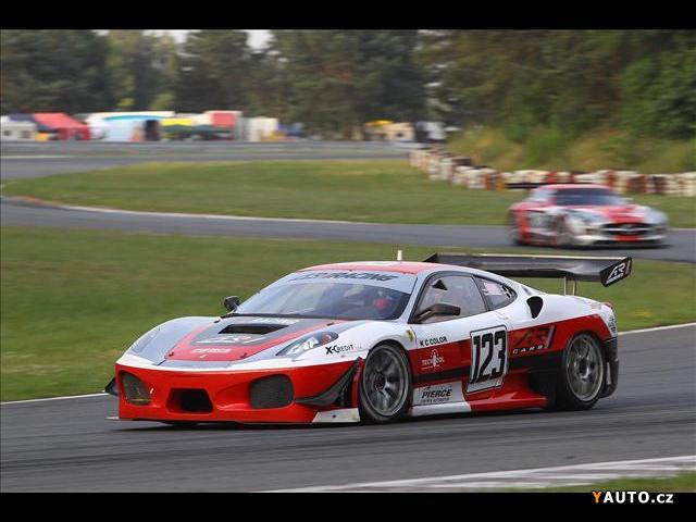 Prodám Ferrari F430 GT