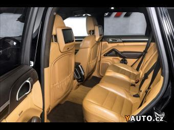 Prodám Porsche Cayenne Diesel, vzduch, DVD, PDLS, CZ