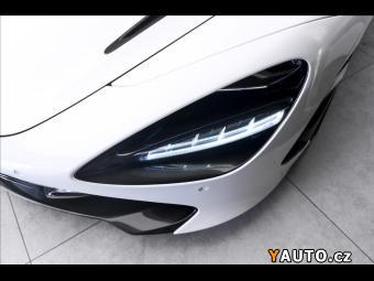 Prodám McLaren 720S performance, lift, kamera