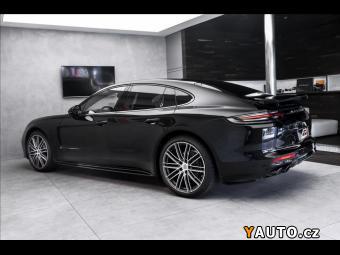 Prodám Porsche Panamera 4S Diesel, Matrix, Sport desig