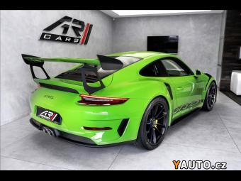 Prodám Porsche 911 GT3 RS 2018, lift, Clubsport