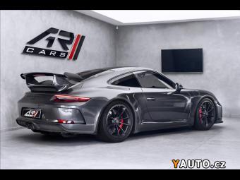 Prodám Porsche 911 GT3 Clubsport MY2018, lift, ka