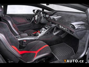 Prodám Lamborghini Huracán Performante, kamera, lift, kar