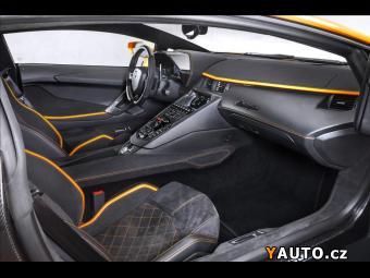 Prodám Lamborghini Aventador S LP-740 Karbon paket, lift, k