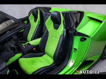 Prodám Lamborghini Huracán LP610-4 Spyder, lift, CZ