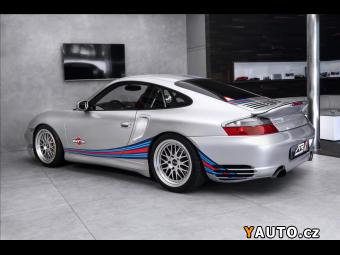 Prodám Porsche 911 996 Turbo Porsche Cup paket, M