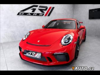 Prodám Porsche 911 GT3 MY2018, manual, LED, lift