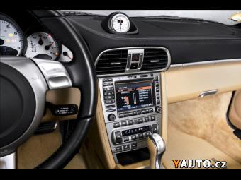 Prodám Porsche 911 Targa 4S 997, sport chrono, BO