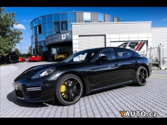 Prodám Porsche Panamera Turbo, maximální výbava, TOP s