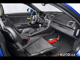 Prodám Porsche Cayman GT4 Clubsport, keramiky