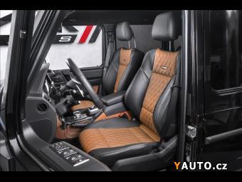 Prodám Mercedes-Benz Třídy G G63 AMG exclusive edition, nez