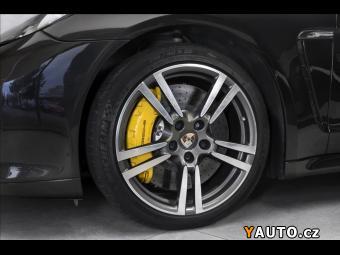 Prodám Porsche Panamera Turbo S, keramiky, Burmester
