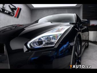 Prodám Nissan GT-R Black edition, RECARO, Armytri