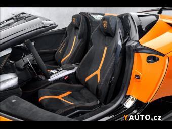 Prodám Lamborghini Huracán Performante spyder, Sensonum