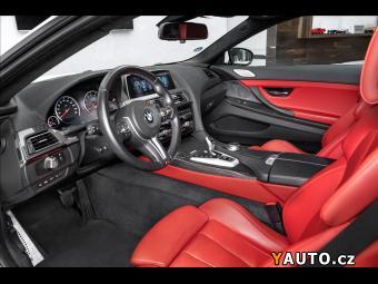 Prodám BMW M6 coupe, B&O, asistenty, ventila