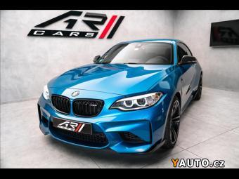 Prodám BMW M2 M Performance, driver´s paket