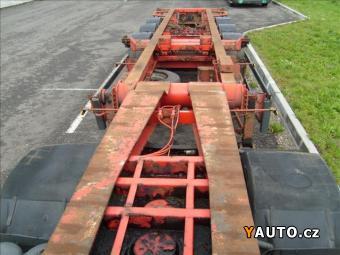 Prodám Návěs nákladní kontejnerový návěs Schmitz